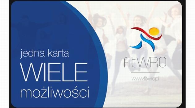 Karta FitWRO, źródło: wroclaw.pl