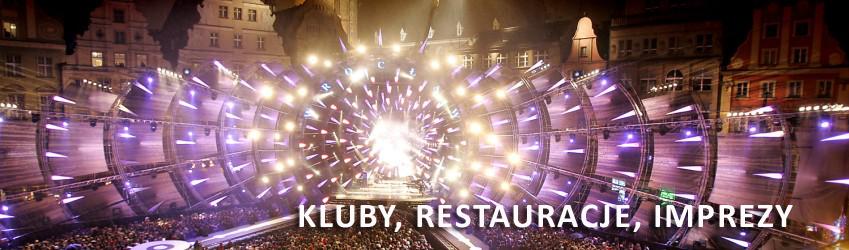 Kluby restauracje we Wrocławiu